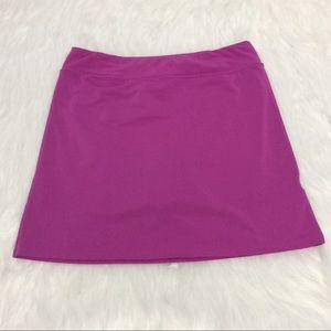 Adidas Pink /Purple Climalite Golf Skorts  Sz6